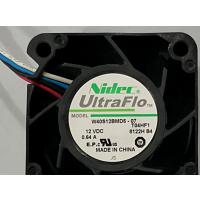 全新NIDEC 4028 12V 0.64A W40S12BMD5-07T04 散热风扇现货