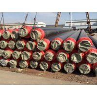 瑞园牌DN500碳钢直缝保温管,螺旋管聚氨酯保温,专业生产厂家