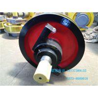 优质供应 亚重牌φ400单双边车轮组