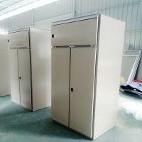 上华电气 低压成套开关柜GGD型材45KW变频柜GGD壳体 数字智能消防巡检柜