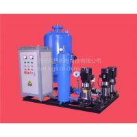 米脂恒压供水装置 米脂无负压变频给水设备 RJ-1154