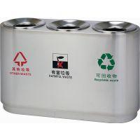宁波众达厂家加工定做环卫垃圾桶果皮箱