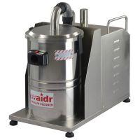 工业打磨车间大功率吸尘器|威德尔WX-2230FB铁屑铁销集尘机