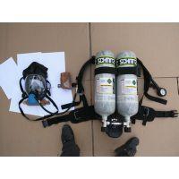 芬安双瓶空气呼吸器6.8L 11268