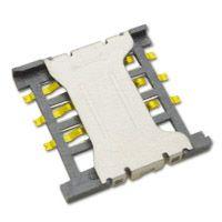 东莞 SOFNG SIM-1501 尺寸:13.6mm*13.4mm SIM卡连接器
