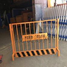中国供应商栅栏 韶关工具化防护围栏 广州临边防护栏杆 工地防护网栏现货