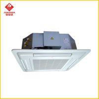 深圳吸顶式空调 1020风量四出风卡式机 可配电磁阀 带遥控强排 冷暖两用