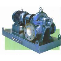 南京空调单级双吸离心泵