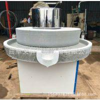 磨豆腐豆浆石磨机械设备  煎饼加工磨浆机