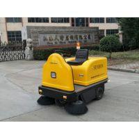 苏州客户续签6台电动扫地机