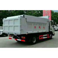 5立方污泥车价格、4立方5吨污泥转运车价格(密封厢体加热)