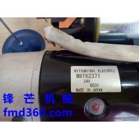 锋芒机械三一SY215挖机4M50启动马达ME223360、M008T62371,M8T62371,
