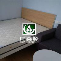 深圳公寓家具定制床+书桌+衣柜+床头柜来图定制 家具定制厂家直销