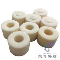 东泰定制聚酯耐油压缩海绵、墨盒海棉、高密度吸油海绵厂家
