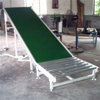 德州强盛直销皮带式爬坡输送机 按客户要求制作各种 皮带爬坡输送机
