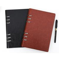 活页本6孔活页夹商务笔记本文具本子加厚A5 B5记事本定制