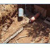 非开挖顶管工程-顶管施工---过路顶管、市政顶管施工方案