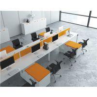 朗哥家具 职员桌10人位 办公屏风卡位 办公家具配套63
