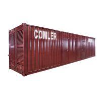 集装箱式静音发电机组厂家直销,品质保障,集装箱发电机