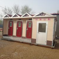 河北移动环保厕所 河北生态环保厕所 景区旅游移动公厕