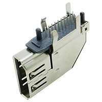 YINGKANS 插件 HDMI-019F 外形尺寸:23mm*7.7mm*16.5mm