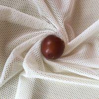 博凯厂家直销三明治网眼布 鞋材箱包座套面料 经编涤纶网布 单层网布