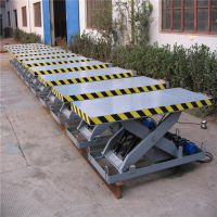 赣州小型家用升降机厂家 固定式液压升降平台 电动货梯