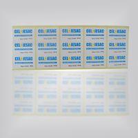 厂家直销热敏纸不干胶标签定制条码打印贴纸超市电子秤纸印刷包邮
