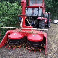 秸秆收割机 带棒玉米整株收获机 青储利器