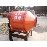益阳天旺350小型灰浆小圆灌搅拌机操作移动方便
