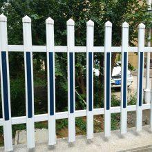 塑钢草坪护栏厂家直销 梅花管草坪护栏 甘肃花园围栏