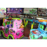小型游乐场设备爬山车 儿童游乐设备过山车 小型过山车游乐设施