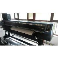 8色荧光1米8高端运动服热升华数码印花机
