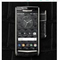 5.2寸 vertu威图手机 智能手机6G/64G 威图 蓝宝石原装屏 真蜥蜴皮 全网通4G 210