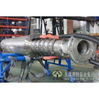 耐腐蚀QJH不锈钢深井潜水泵304|316材质选择