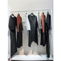 欧美女装加盟香尔佰丽多种款式尾货库存服装批发网时尚女装批发走份
