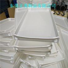 东莞正美供应广州番禺 塑料中空板 PP箱包内衬板 精密五金塑胶隔板