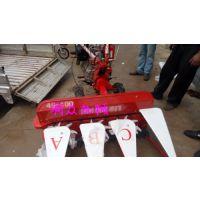 多年老厂生产的割晒机 润众皮带1.5米收割机