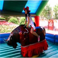 斗牛机厂家 疯狂新款斗牛机出租销售 红色西班牙斗牛士