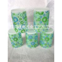 江门佳璟承接提供化妆品卫浴四件套装塑料瓶丝印加工logo印刷 多色印刷