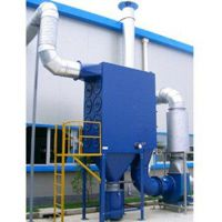 脉冲布袋除尘器工业木工除尘器锅炉高温布袋除尘环保设备多少钱