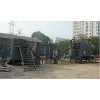立式连续炭化炉工作原理 炭粉生产线  活性碳生产工艺 环保