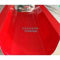青岛玻璃钢水上滑道 玻璃钢山体水上滑梯定制