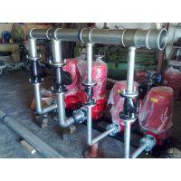 新标准线上孜泉直供海南电动消防泵XBD4.4/41.7-125L-200A无负压供水设备高压喷淋泵