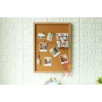 惠州软木板照片墙可定制Z水松板创意背景墙X便签公告栏