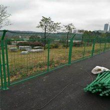 高速公路护栏网 框架护栏网价格 绿色铁丝网厂家