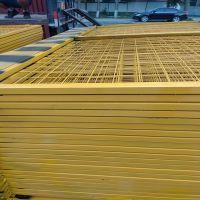 衡阳基坑临边护栏@聚光厂低碳钢丝建筑施工临边安全防护栏