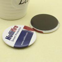 冠创供应B112101磁章 35MM环保金属磁性贴 圆形马口铁冰箱贴定做 可加LOGO