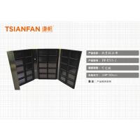 宜度纸板+EVA颜色样式自定样品册 石英石EVA样品册 手提样板夹YZ110