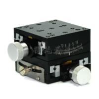 供应 二维角度微调架 弧摆台 A75-250+A50-250